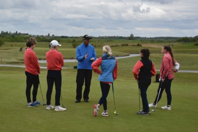 Junior Training at St Ives, Cambs