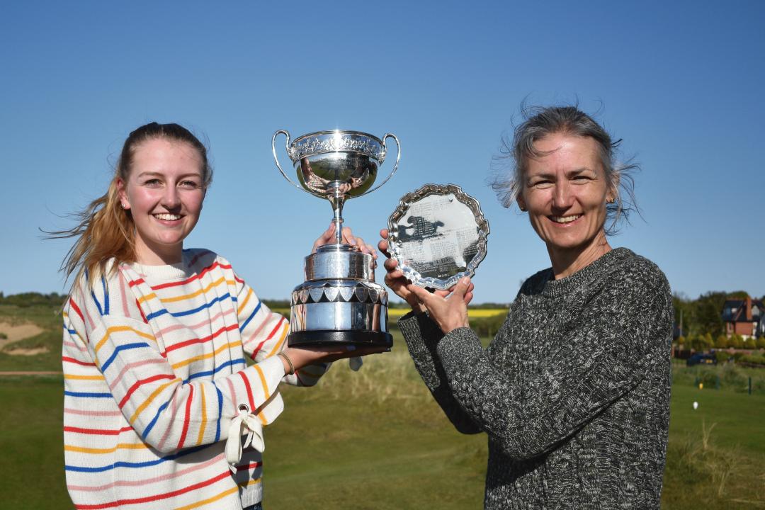 Abigail Wins Championship
