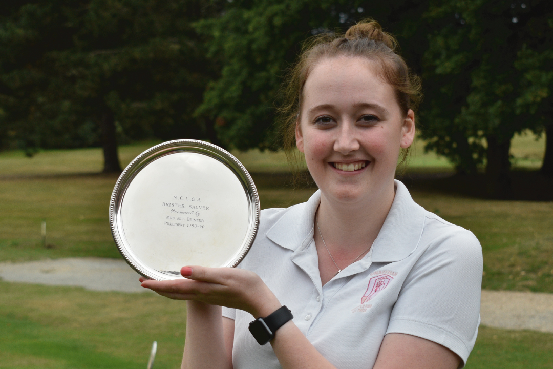 County Medal & Brister Salver