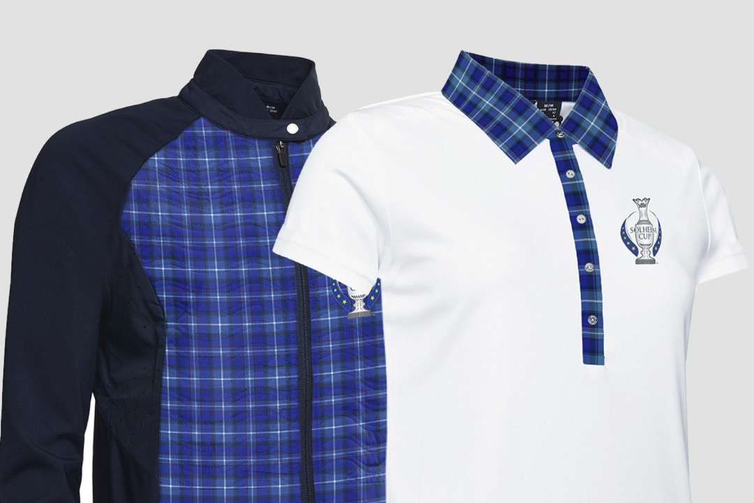 Team Europe's Outfits
