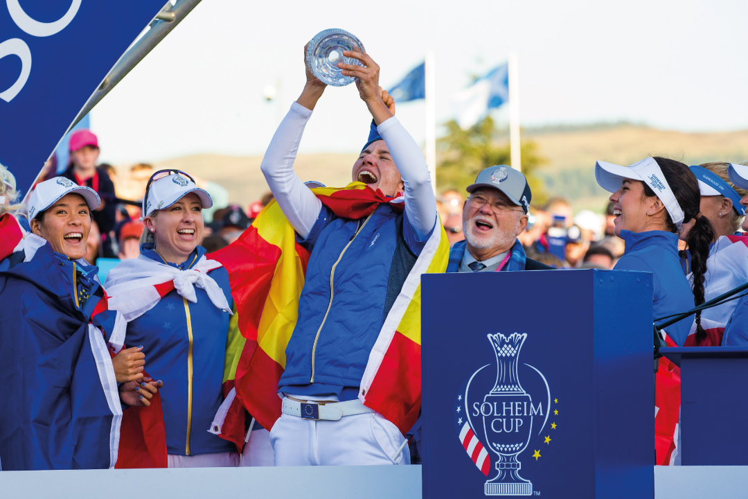 2023 Solheim Cup Set for Spain
