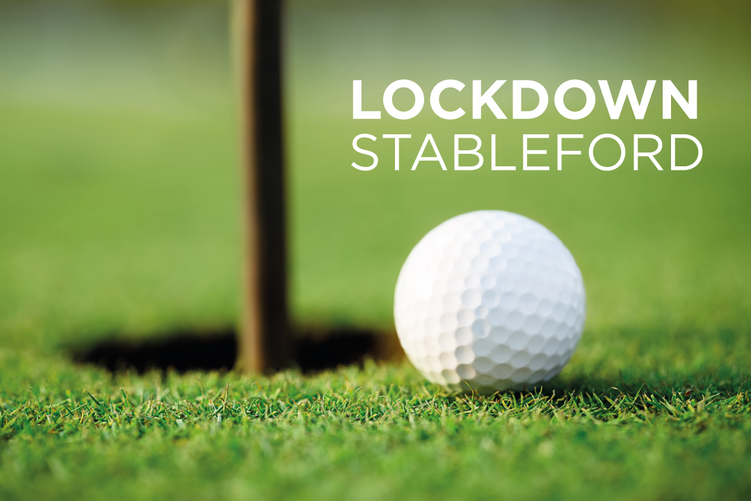Lockdown Stableford